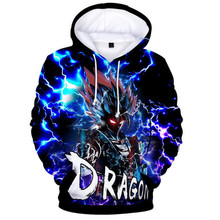 Dragon Ball Hoodies Men Women 3D Hoodie 7 thin Sweatshirts Anime Fashion Casual Tracksuits Mens Hooded  Pullover 6xl