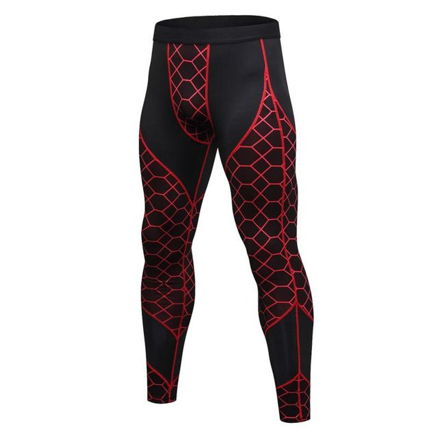 65112c1bd92 Soport Gym Compression Running Pants Long Trousers Base Layer Skinny Slim  Stretch Tights Sport Workout Plus Size S-2XL