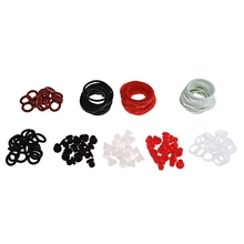 Hottest And Tattoo Accessories Kit O-rings Rubber Bands Pin Cushions Supplies With Small Storage Box