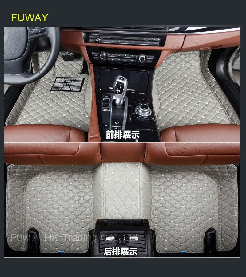 Обычай автомобиль коврики для Инфинити EX25 QX50 и qx70 FX35, М35/М37/М56 не g25 JX35 m25 и M25L QX56 QX60 и qx70 автомобильные аксессуары стайлинга автомобилей