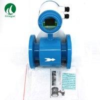 DN100MM Electromagnetic Flow Meter for Liquid Measuring Range DN10~ DN600 Flow Range 2.8274 282.7350m3/h