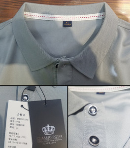 Image 5 - New Mens Polo Shirts Men Desiger Polos Solid Color Men Cotton Short Sleeve shirt Clothes jerseys Golf Tennis Polos Big Size 4XL