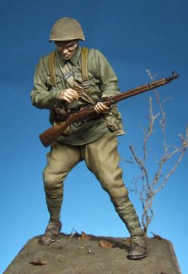 pre order-Resin toys 35045 Soviet infantryman Free shipping themen aktuell 2 kursbuch arbeitsbuch lektion 6 10 cd rom
