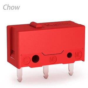 Image 1 - Kailh GM Taste Schalter Maus Schalter Mikroschalter Für gaming Maus Logitech verwendet auf computer mäuse links & rechts taste