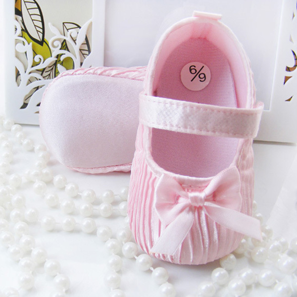Lovely-Baby-Girl-Toddler-Newborn-Damask-Bowknot-Soft-Crib-Shoes-Non-Slip-Shoes-4
