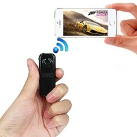 Wifi IP P2P Wireless Mini Camera Secret Recording Android iOS Camcorder Video Espia Nanny Candid Cam Micro MD81S Pinhole