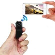 Wi-fi IP P2P Беспроводная Мини Камера Скрытая Запись Android iOS Видеокамеры Espia Няня Скрытая Камера Micro MD81S Пинхол