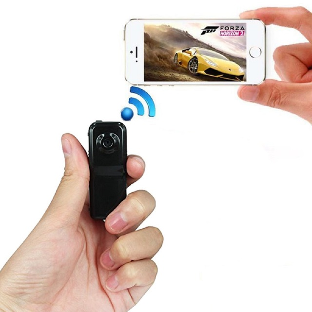 Wifi IP P2P Wireless Mini Camera Secret Recording Android iOS Camcorder Video Espia Nanny Candid Cam Micro MD81S Pinhole