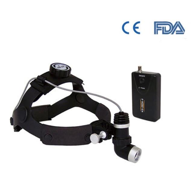 New 3W LED Surgical Medical Headlight Head Light Hyper Power Head Lamp KD-202A-2