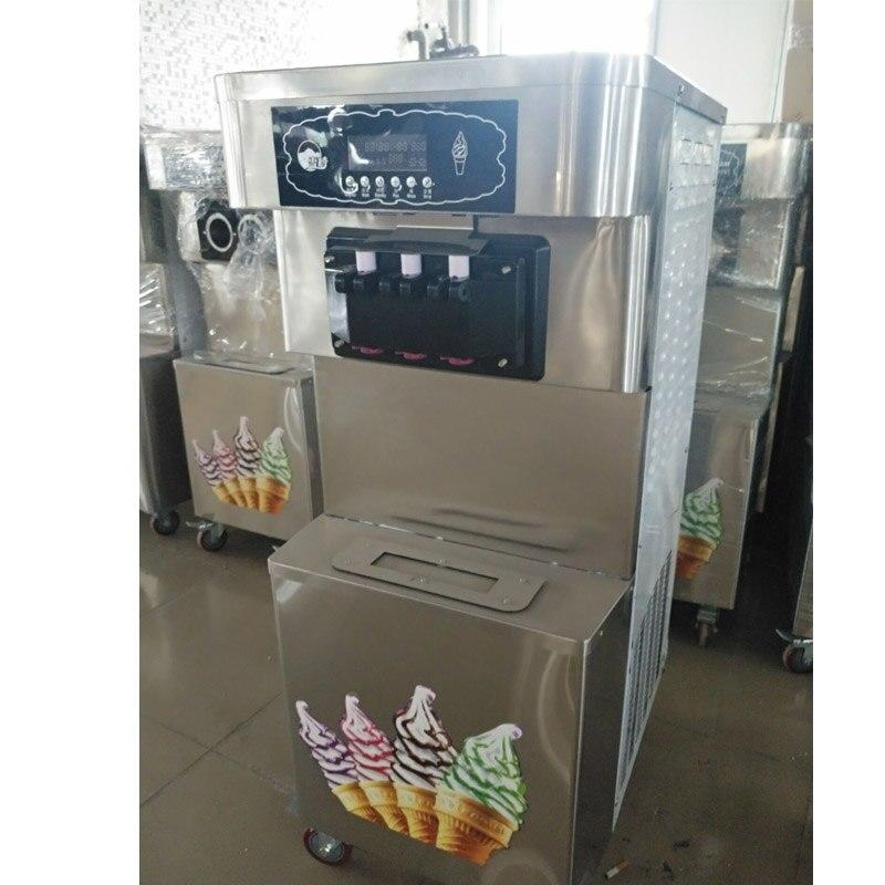 soft ice cream maquina de frozen yogurt 01