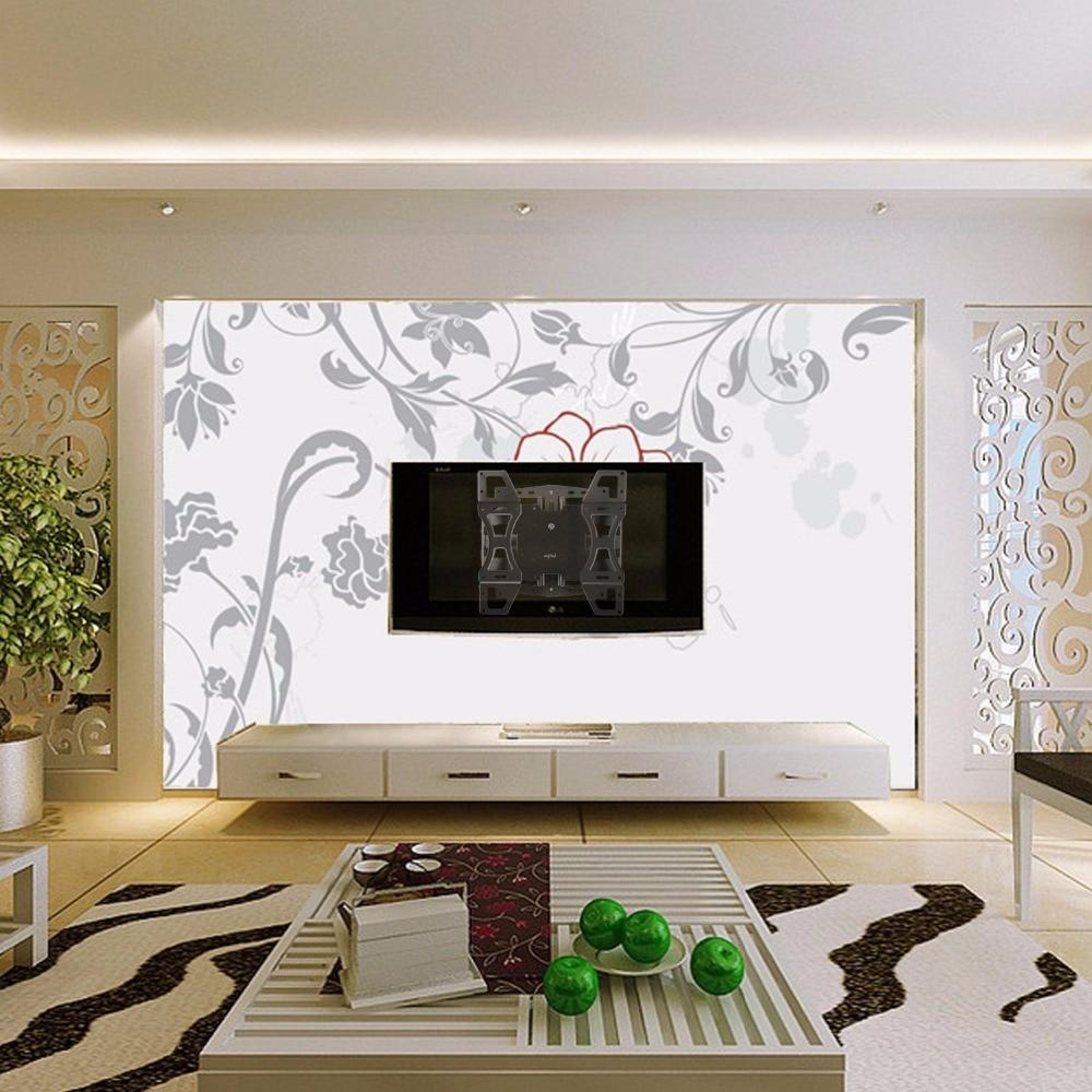 Suptek support mural articulé pour téléviseur à écran Plasma 26 ''-55'' LED VESA Standard MA52A