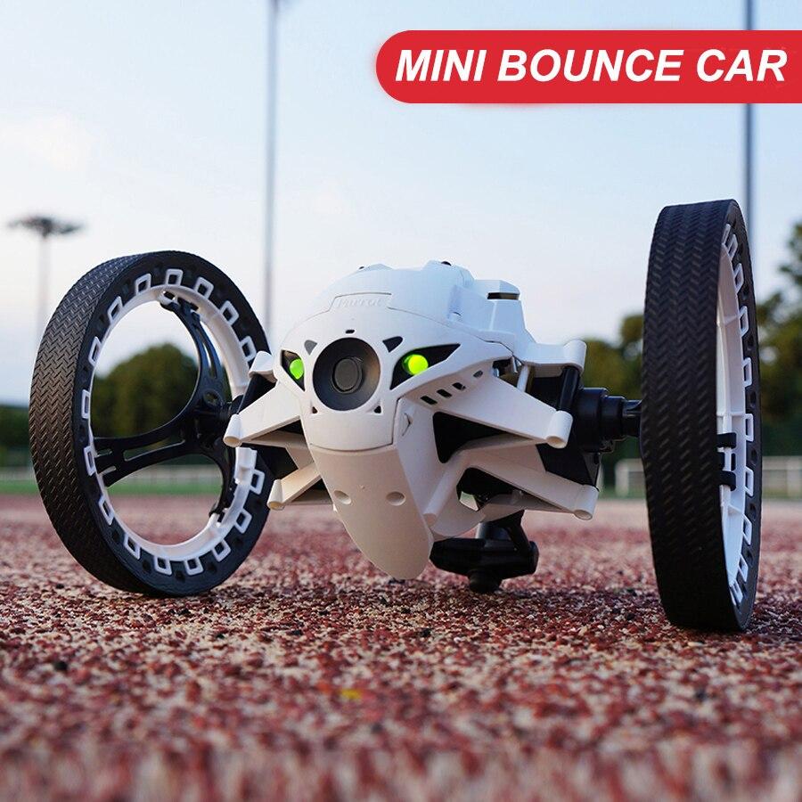 Rc автомобиль отказов Peg rh803 2.4 г Радиоуправляемые игрушки прыжки автомобиля с гибкой Колёса вращения светодиодный ночник rc робот автомобиль подарок