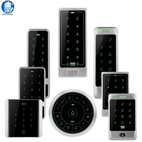C10 C86 IP 65 Waterproof Touch Metal Access Control System RFID Card With 8000 Users Card
