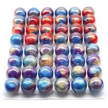 Slime Ball Crystal Fluffy Toys DIY Slimes  Magic Shiny Glue Soft Clay Anti-stress Light Plasticine Antistress Toys Kids Slime Ba
