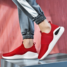 2019 new fashion classic mens shoes comfortable breathable mesh casual light