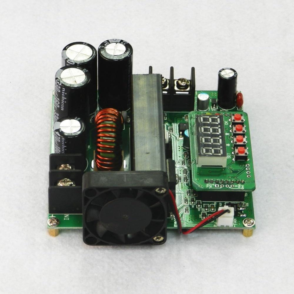 B900W Input 8-60V to 10-120V 900W DC Converter High Precise LED Control Boost Converter DIY Voltage Transformer Module Regulator nc dc dc dc adjustable voltage regulator module integrated voltage meter 8a voltage stabilized power supply