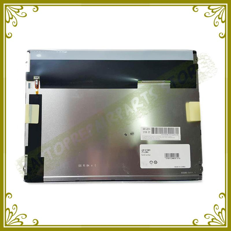 "Original 12.1"" LB121S03-TL04 LCD Screen 12 Inch LB121S03 TL04 LCD Display Panel 800*600 Replacement"