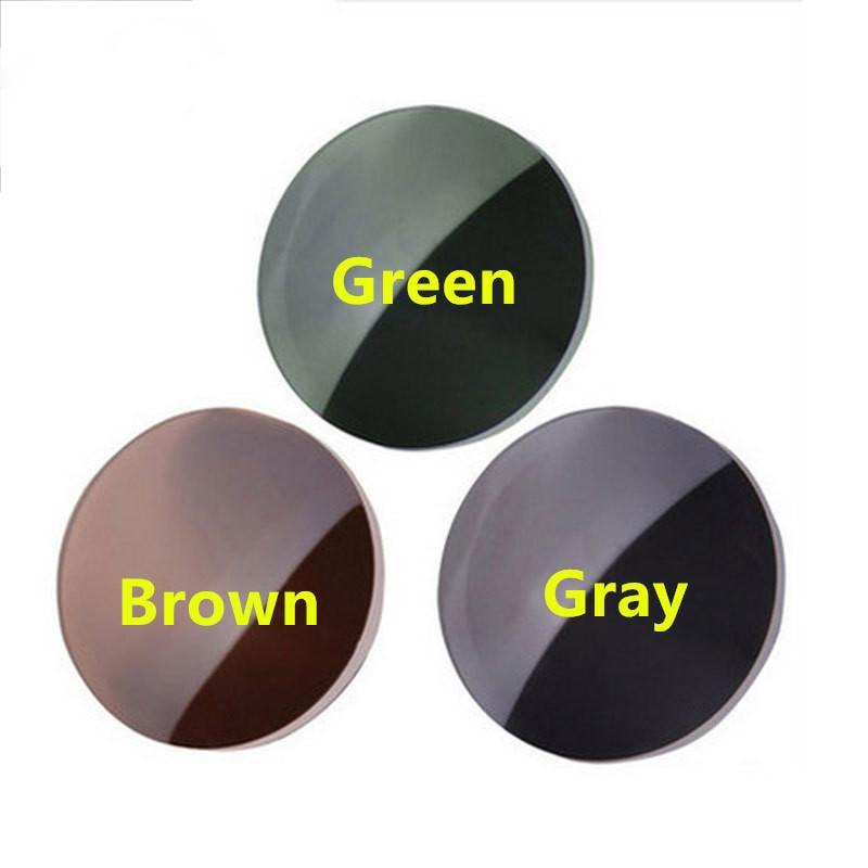 High quality prescription sunglasses polarized lenses Gray Green Brown 3 clolor Optional