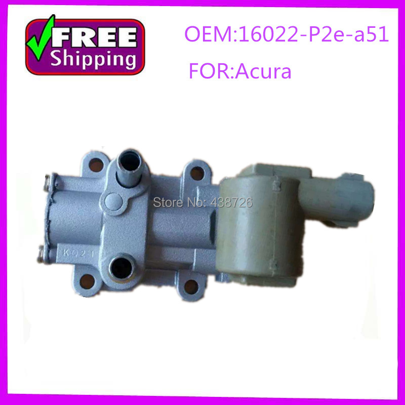 Idle Air Control Valve OEM For 1996 98 For Honda Civic Del