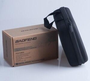 Image 2 - Walkie Talkie torebka Baofeng Radio przenośna torba UV 5R Nylon schowek ochronny torba na UV 5R 5RE 5RA cb Radio Case akcesoria