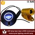 Night Lord 1pcs motorcycle Ghost Shadow Light  Logo Emblem Lamp door light welcome light Laser Light
