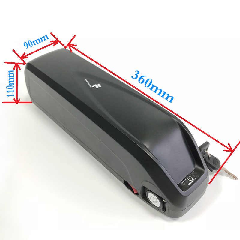 48V 13Ah 17.5Ah vélo électrique Lithium ion batterie ebike 48v batterie avec 30A BMS pour moteur 250W 500W 750W 1000W