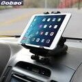 Cobao 2016 новый Универсальный держатель для Большого экрана мобильного телефона Мини pad/Tablet настольный Прибор присоске держатель для ipad mini