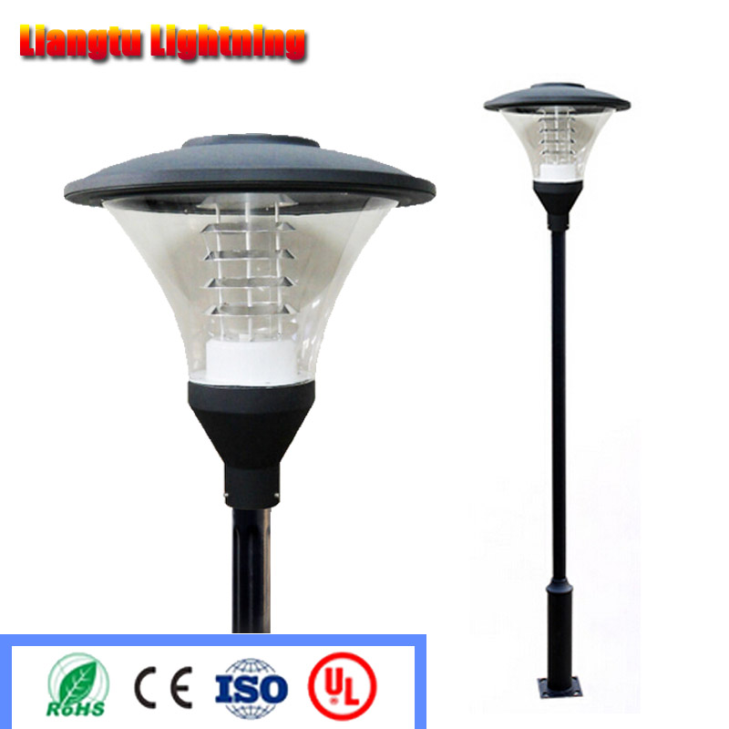 street light Garden pole lamp led road lighting villa courtyard aluminum light fitting waterproof 220v/110v