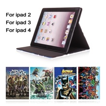 Case for ipad 2 3 4, soporte del tirón de la cubierta estrella ipad 2 cubiertas para niños cubierta de la tableta de shell vivienda para ipad 2/3/4 coque párr impresiones