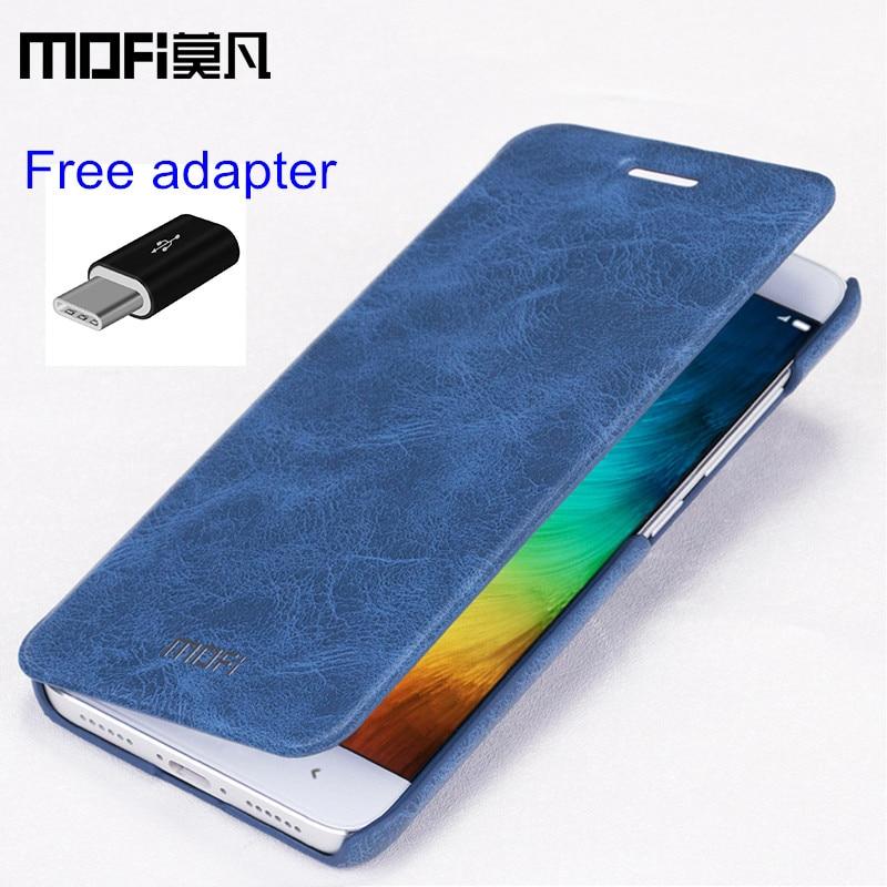 Xiaomi mi max 2 fall 6,44 xiaomi mi max2 fall-abdeckung leder hart voller schützen MOFi original case für xiaomi mi max 2 fällen