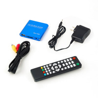 One 1080P HDD Muti Function Media RMV MP4 AVI FLV Player MKV H 264 RMVB Full