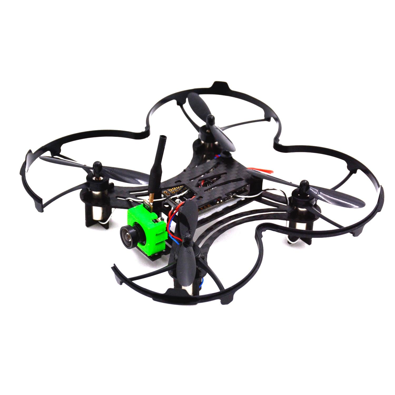 90mm Frame Kit &F3 Flight Controller Board 8520 motor&600TVL Camera RC plane Micro FPV Racing Quadcopter Spare Parts rc plane 250 mm carbon fiber mini quadcopter frame f3 flight controller emax rs2205 2300kv motor