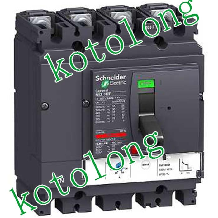 все цены на Compact NSX100N TMD 4P LV429860 4P-100A LV429861 4P-80A LV429862 4P-63A LV429863 4P-50A онлайн