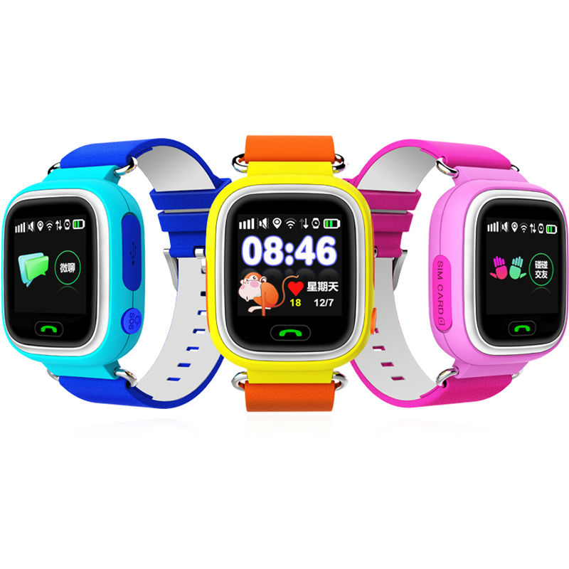 Fashion Children Smart Watch Mobile Phone Clock Sleep Tracker Child font b Smartwatch b font Android