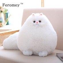 Kawaii Fluffy Cat Giocattoli di Peluche Gatto Persiano Bambole di Peluche Morbido Cuscino Peluche Peluches Bambole Del Bambino Giocattoli Per Bambini Regali Di Natale