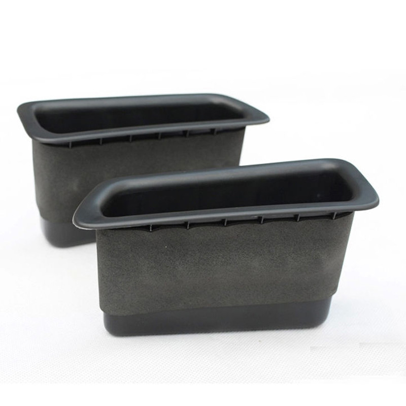 1Black storage box for volvo
