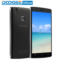 Doogee X5 Max Pro Fingerprint Mobile Phones 5 0Inch HD 2GB 16GB Android6 0 Dual SIM
