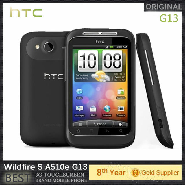 original unlocked g13 htc wildfire s a510e android phone 3g wifi 5mp rh aliexpress com Alcatel One Touch Manual Motorola Droid X Manual