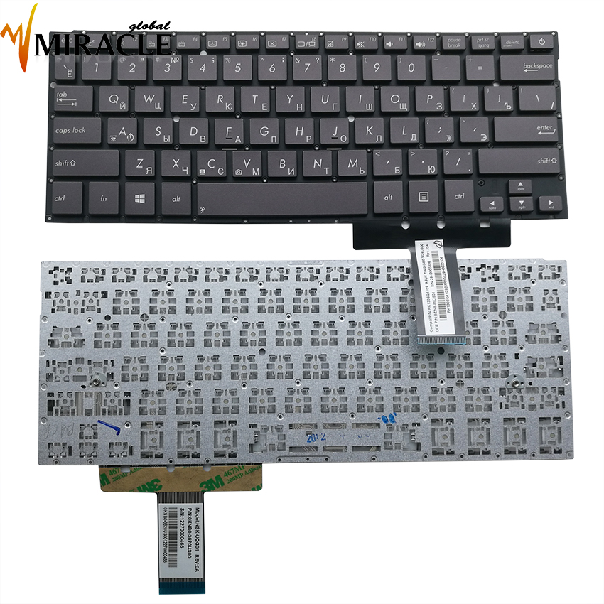 Repair You Life UX31 E A Russian Laptop keyboard for ASUS LA  A E UX32 RU  New and Original