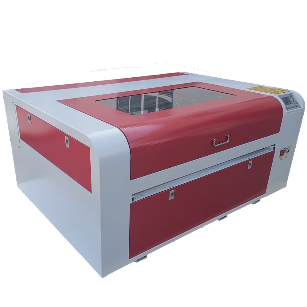 1080 130w Souvenirs Laser Engraving Machine 1000x800mm Laser Engraving Machine With Wood Acrylic Glass