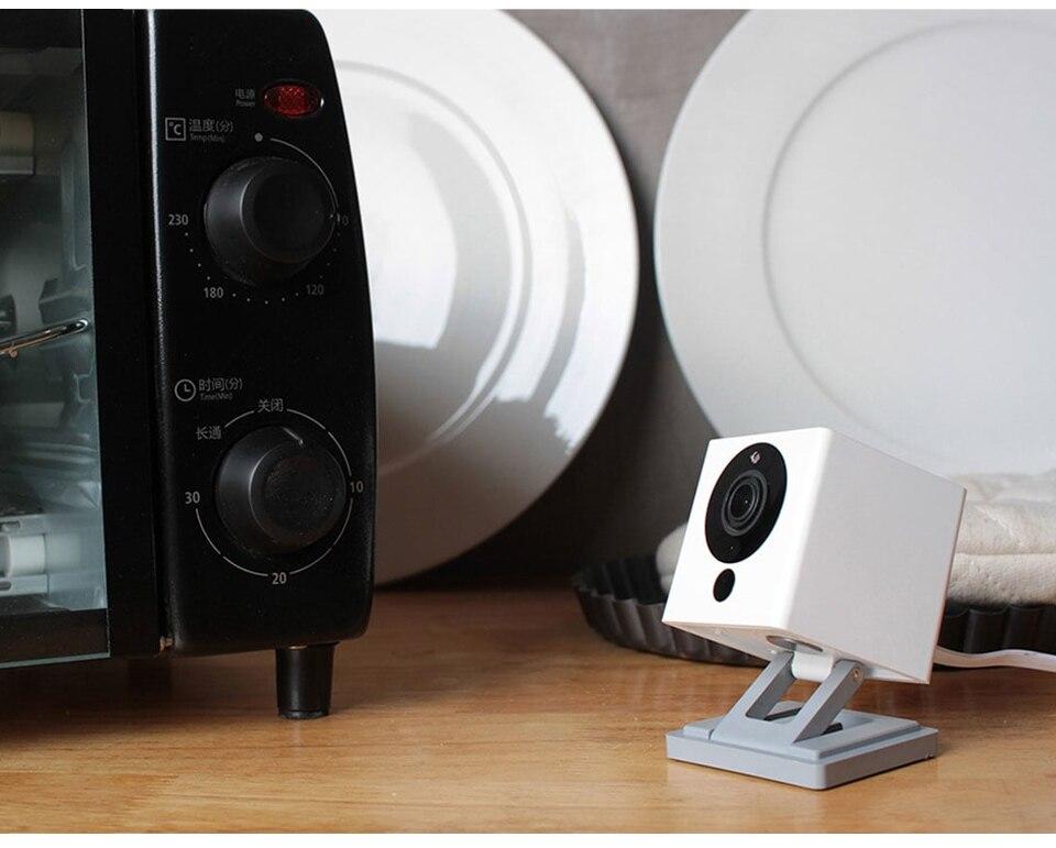Original Xiaomi CCTV Mijia Xiaofang 110 Degree F2.0 8X 1080P Digital Zoom Smart Camera IP WIFI Wireless Camaras Cam Night Vision (6)