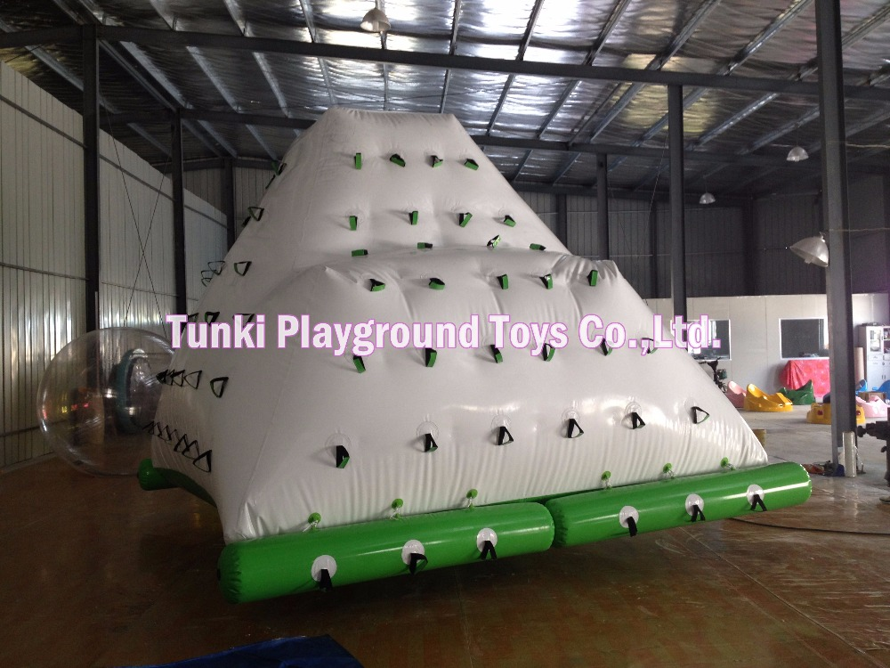 inflatable iceberg water game for sale