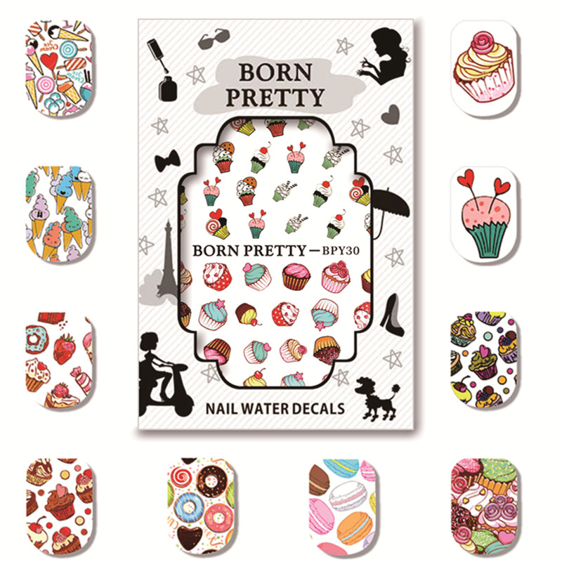 30 patterns optional born pretty flower fruit ocean summer geometry 30 patterns optional born pretty flower fruit ocean summer geometry figure pattern nail art water decals transfer sticker in stickers decals from beauty mightylinksfo