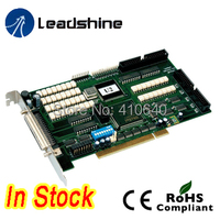 Free Shipping Leadshine 4 Axis PC Based Motion Controller DMC2410B Whole Set Accessory Into One Package