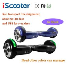 iScooter hoverboard 2 Wheel self Balance Electric scooter unicycle Standing Smart Skateboard drift balancing scooter gyroscooter(China)