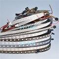 1 m/5 m APA102 Inteligente tira led pixel, 30/36/60/96/144 leds/pixels/m, IP30/IP65/IP67 APA102C-5050 LED de DADOS e RELÓGIO separadamente DC5V