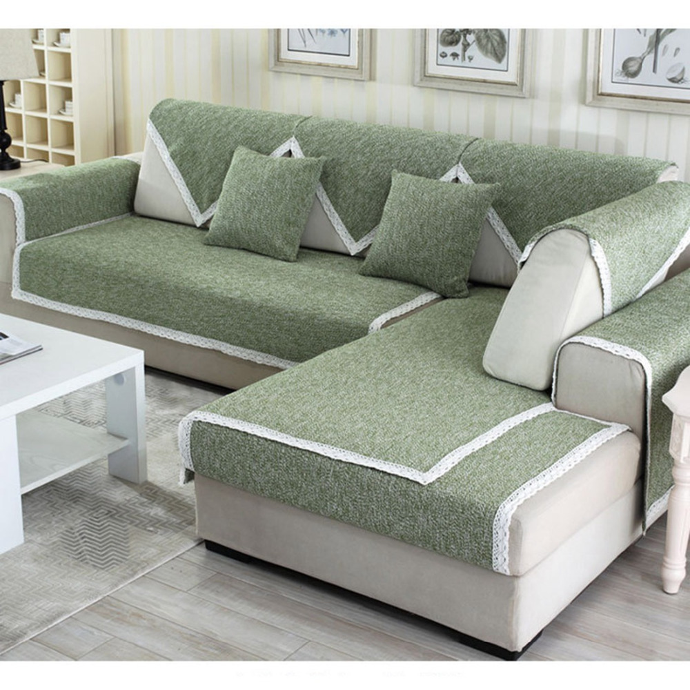 New Slipcover Stretch Sofa Cover Sofa With Loveseat Chair: Sofa Cover For Living Room Universal Slipcovers Sectional