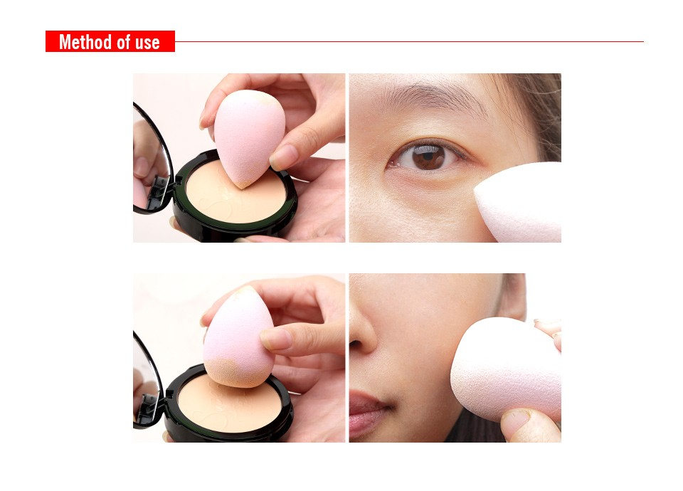 Cocute Makeup Foundation Sponge Makeup Tools 19