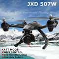 Newest JXD 507W Much Bigger than 509W 2.4G Transmitter Rc Quadcopter Drone 2MP Camera With ATT Mode Support Phone Wifi Control