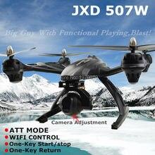 Date JXD 507 W Beaucoup plus grand que 509 W 2.4G Émetteur Rc Quadcopter Drone 2MP Caméra Avec ATT Support du Mode Téléphone Wifi contrôle